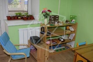 Монтессори среда для детей от 3 до 6 лет (Casa dei Bambini)